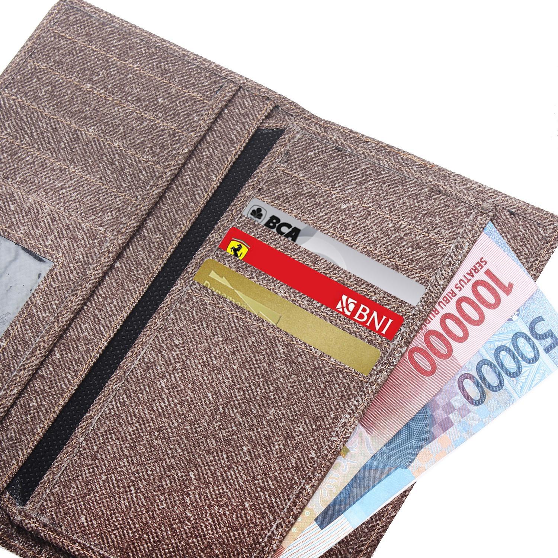 Salvo dompet pria/ dompet / dompet kulit / dompet murah / dompet kulit pria / dompet ATM pria / dompet kecil / dompet cowok / dompet lipat SV57