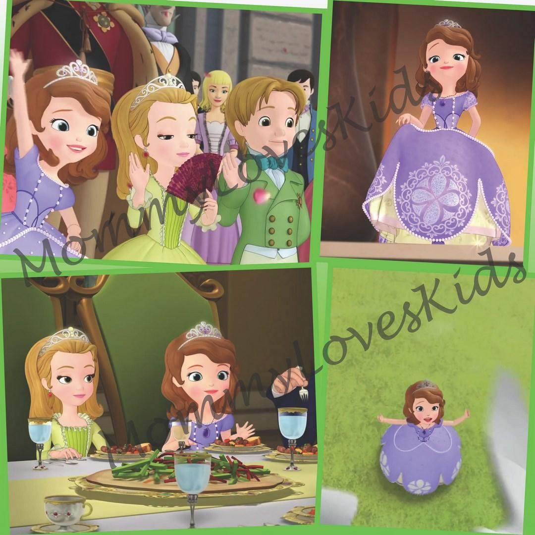 DVD Film Anak SOFIA THE FIRST (5 Episodes)