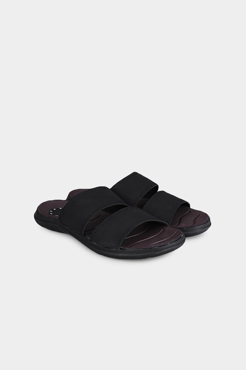 Yongki Komaladi Flip Flop & Sandal Fashion Pria 42070014 Hitam