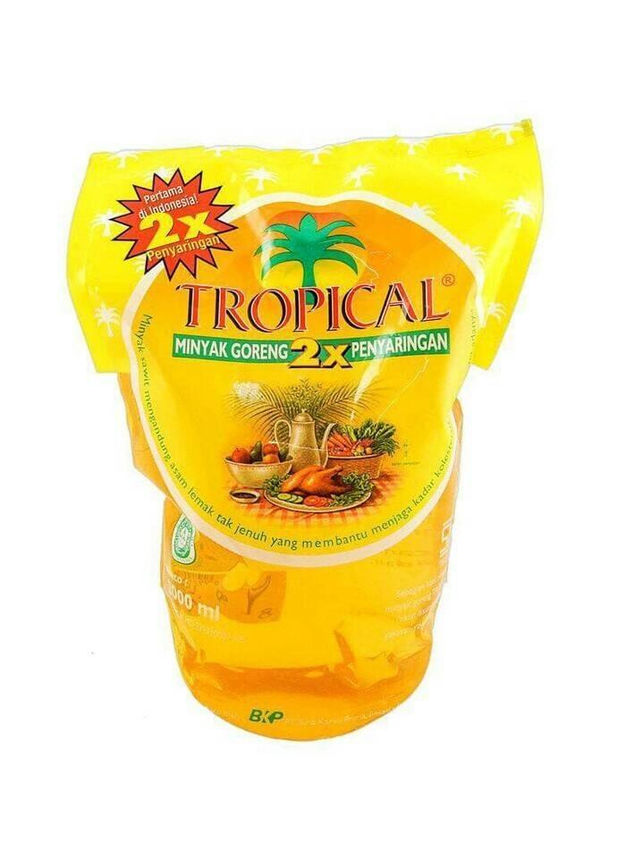Minyak Goreng Tropical 2L