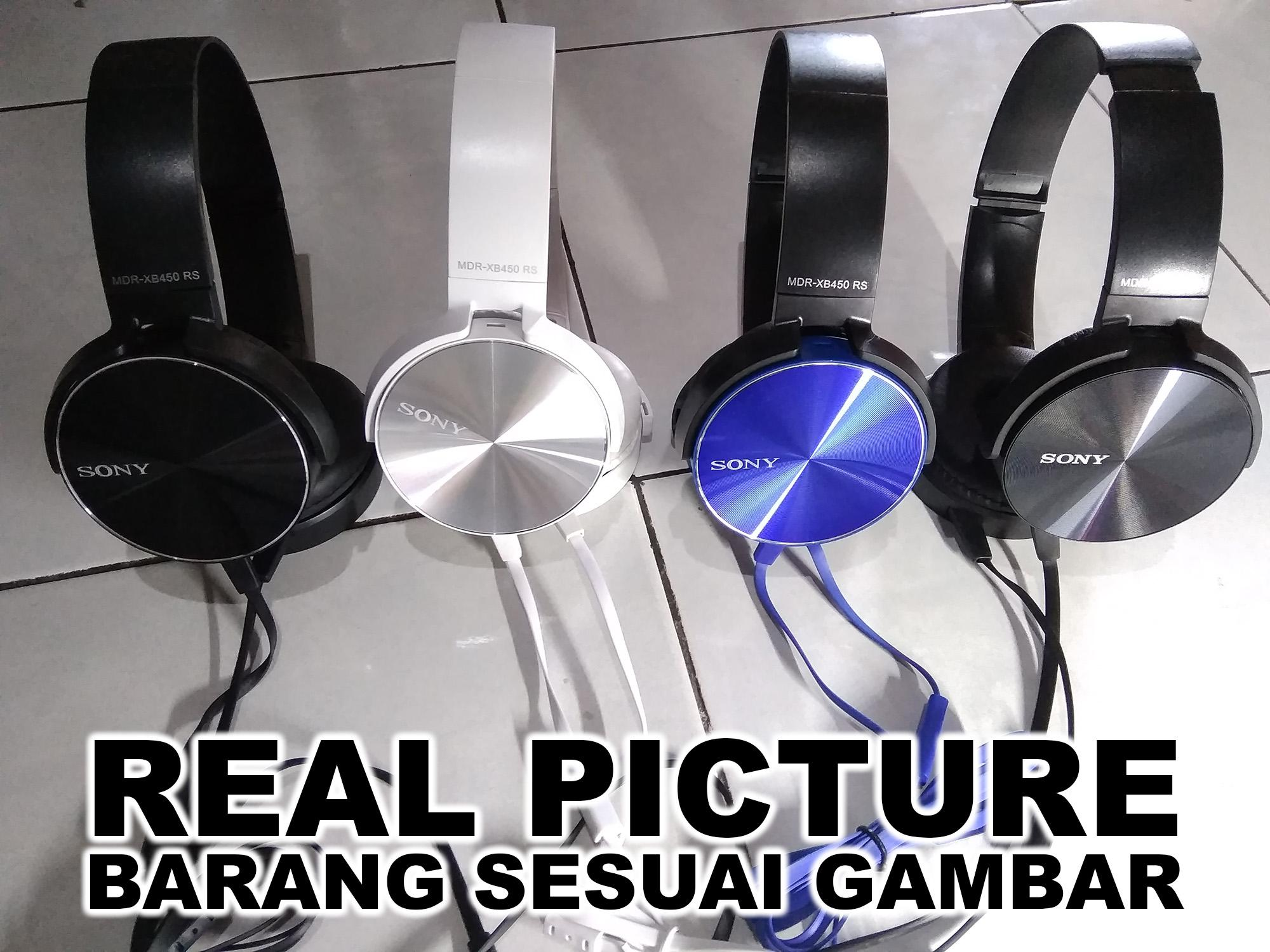 Buy Sell Cheapest Real Picture Sony Best Quality Product Deals Headphone Extra Bass Mdr Xb450ap Nnc Beauty Xb450
