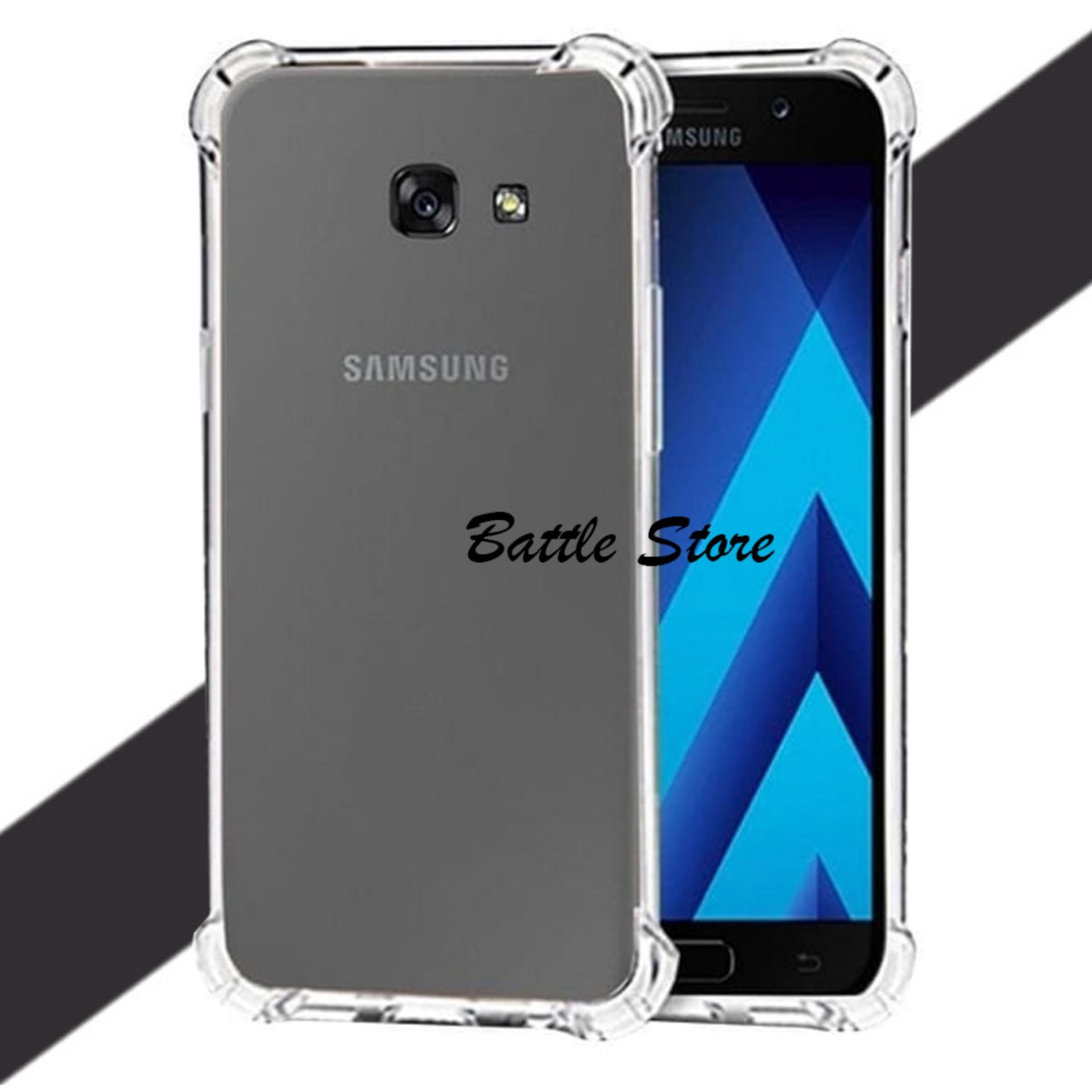 Case Anti Crack / Case Anti Shock Elegant Softcase For Samsung Galaxy A3 2017 ( A320