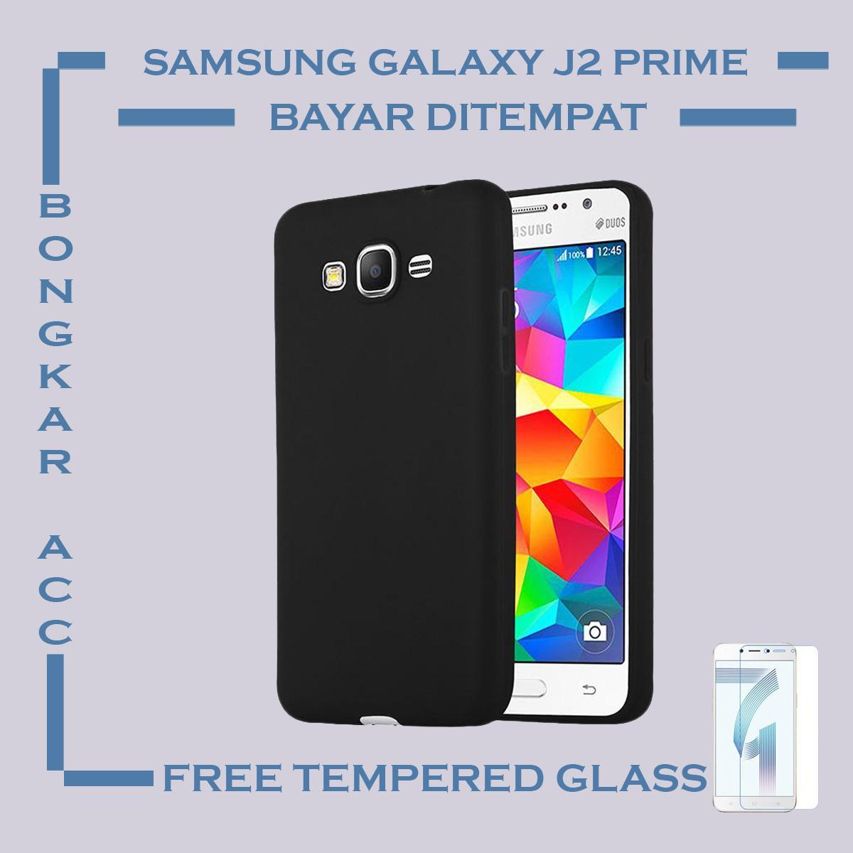 Harga Ready Backdoor Samsung Galaxy J2 Hitam Casing Cover Turup Tutup Belakang Baterai Hp Prime Ultraslim Black Matte Silikon Polos Case
