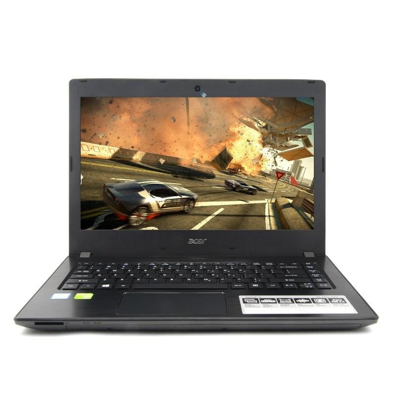 Acer Aspire E5-475G-73A3 GR I7-7500U HARDISK 1000GB 1TB NVIDIA GeForce 940MX RAM 8GB BONUS TAS LAPTOP (FREE ASURANSI)