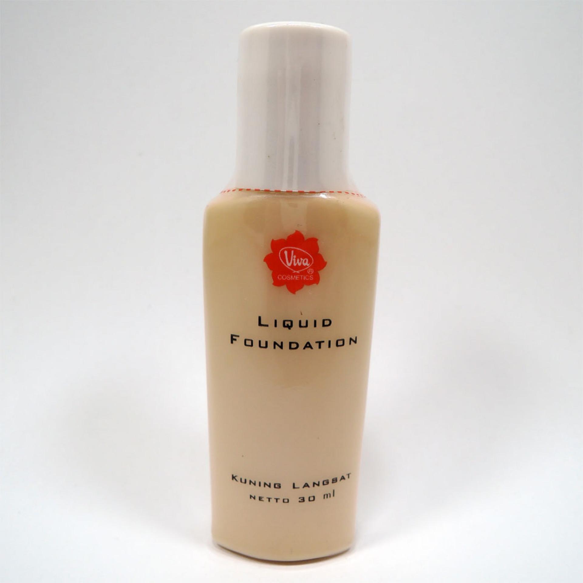 Toko Indonesia Perbandingan Harga Makeup Viva Cosmetics 24 06 18 Eye Liner Pencil Pensil Alis Original 13gr Liquid Foundation Kuning Langsat