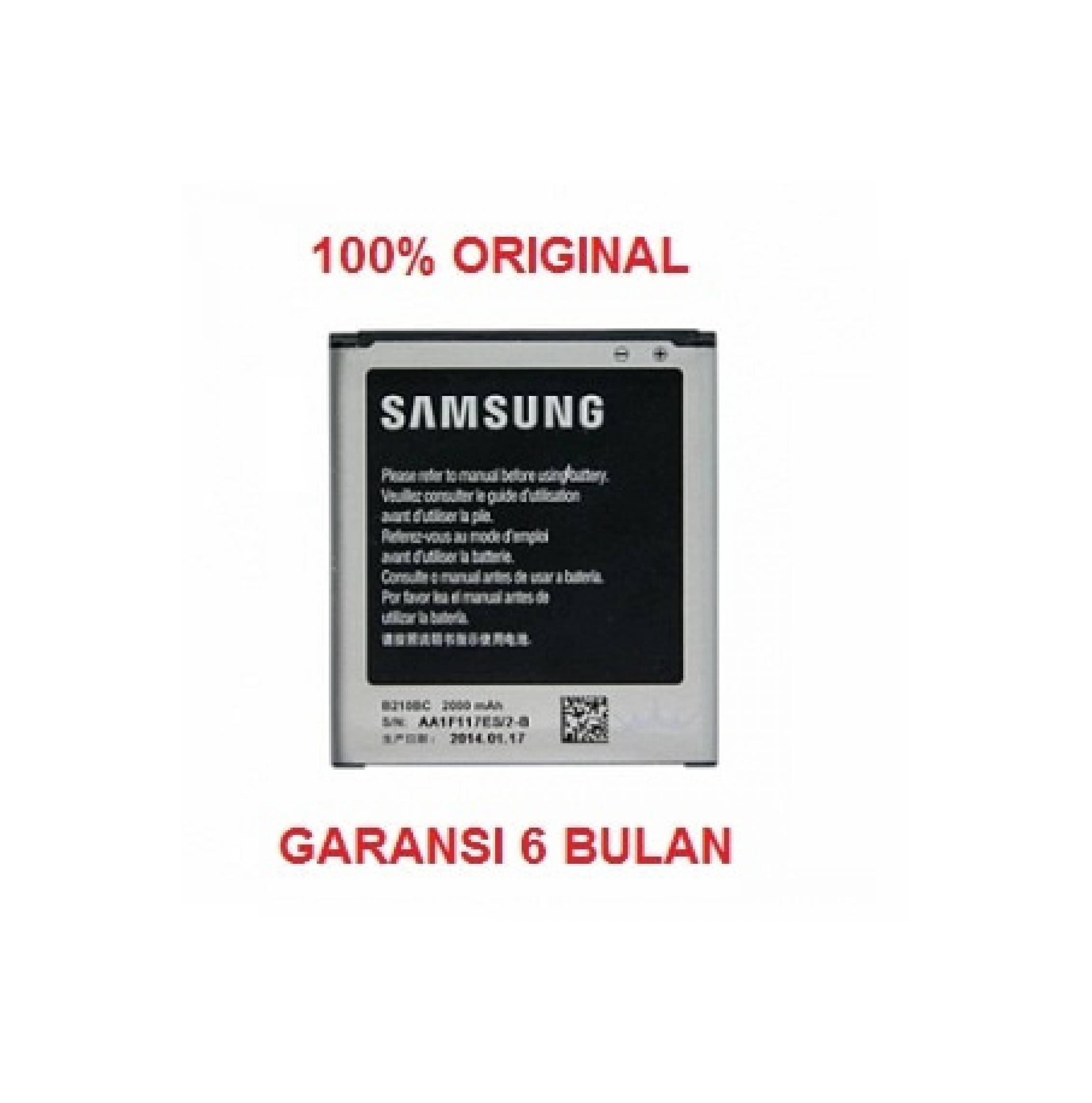 100% ORIGINAL SAMSUNG Battery B210BC / i8580 Galaxy Core Advance Promo