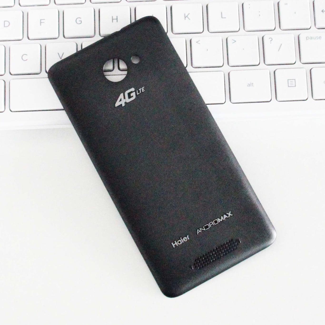 Battery Cover Smartfren Andromax B Black