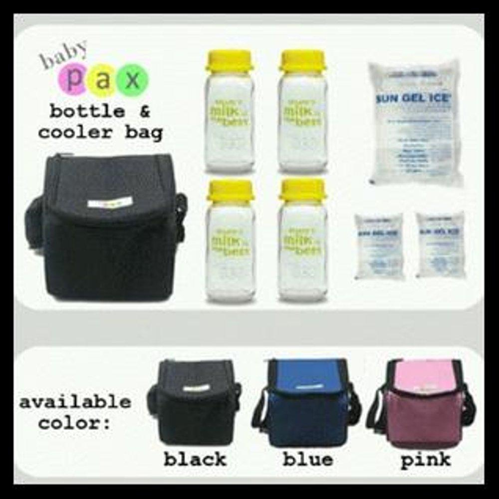 Cooler Bag Baby Pax / Botol Penyimpanan ASI