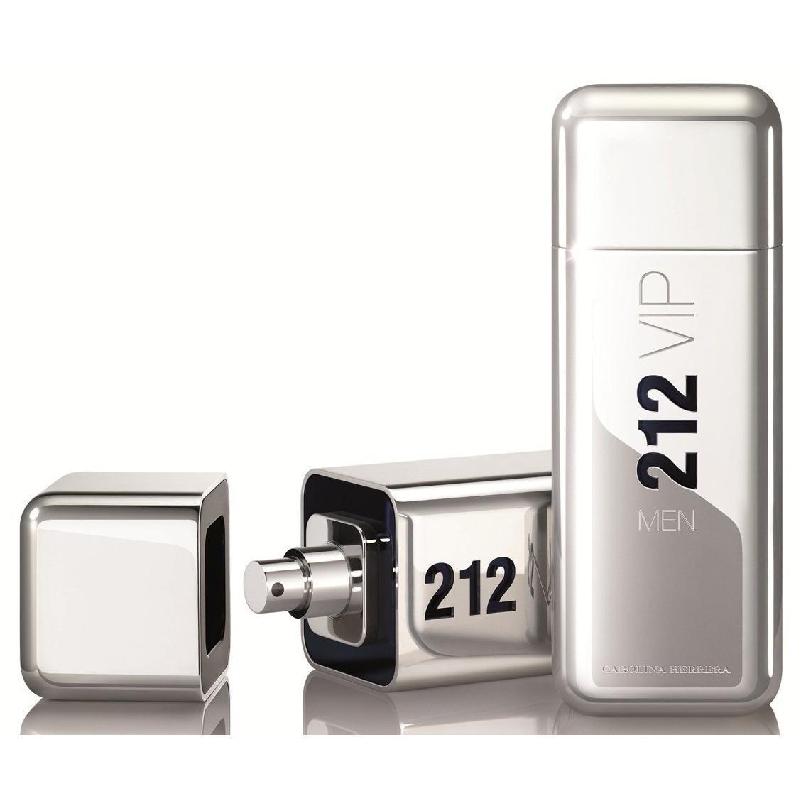 Parfum Pria Original 212 VIP men- Parfum Carolina Herrera Original Eropa Murah- Parfum Pria Terbaik 2018