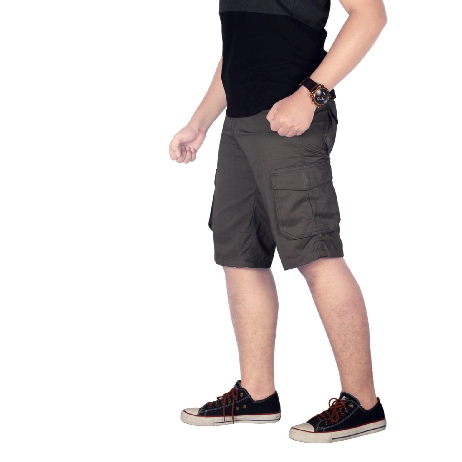 Bsg_Fashion1 Celana Pendek Hitam Polos Distro Import/ Celana Skinny/Celana Pants/Celana Santai/Celana Casual/Celana Motif/Celana Polos/Celana Pria/Celana Cino/Celana Pantai/Celana Denim/Celana Jeans / CELENA ARMY / CELANA JEANS KARGO /CELANA KARGO AN 5693