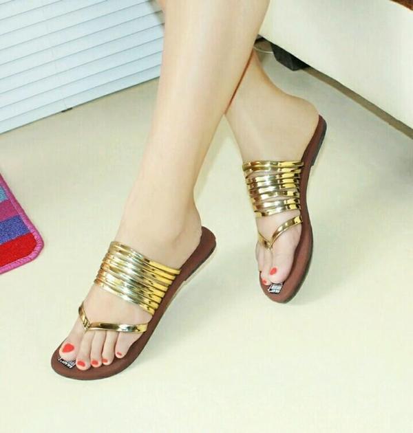 Flip Flop Sandal Teplek Marlee DN-19