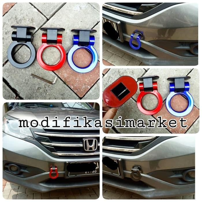 Towing Hook Benen Bulat Yaris Vios Mazda Dummy By Amaliastore.