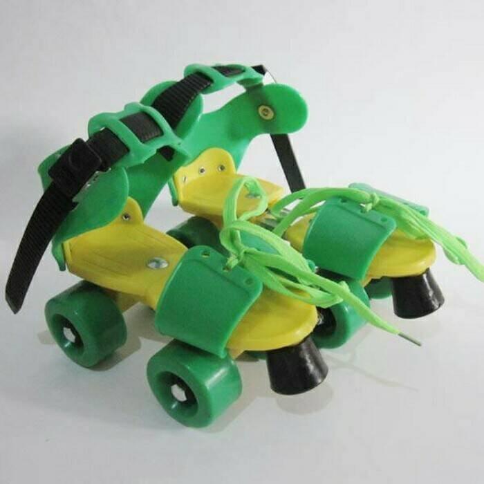 Sepatu Roda 4 Anak / Dry Skate Anak / Sepatu Roda terbaru / Sepatu roda empat / Sepatu Roda Murah