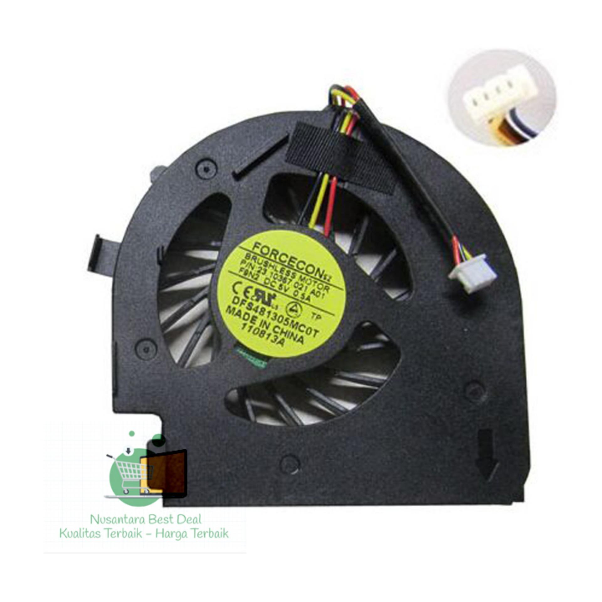 Fan Laptop DELL N4020 N4030 M4010 M4010R 14V Series