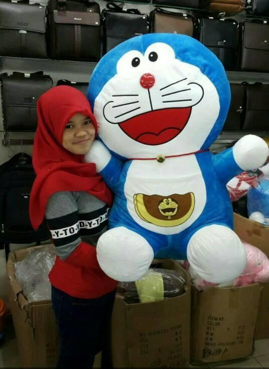 Boneka Doraemon Super Besar/Super Jumbo - 85C0Hp