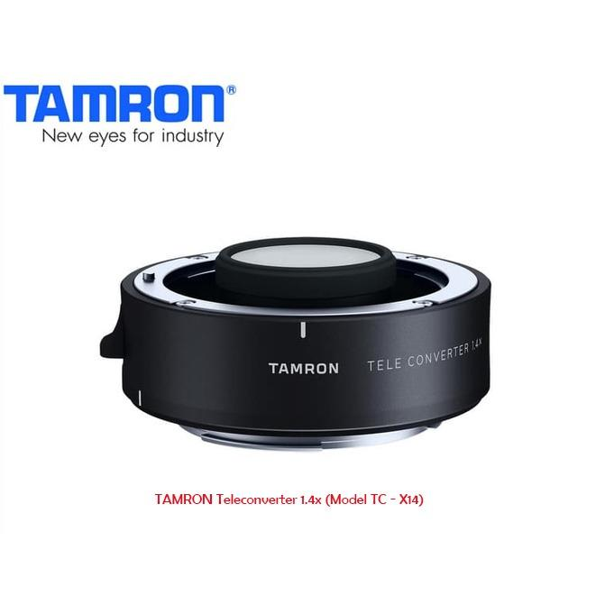 TAMRON Teleconverter 1.4x (Model TC-X14) For Nikon