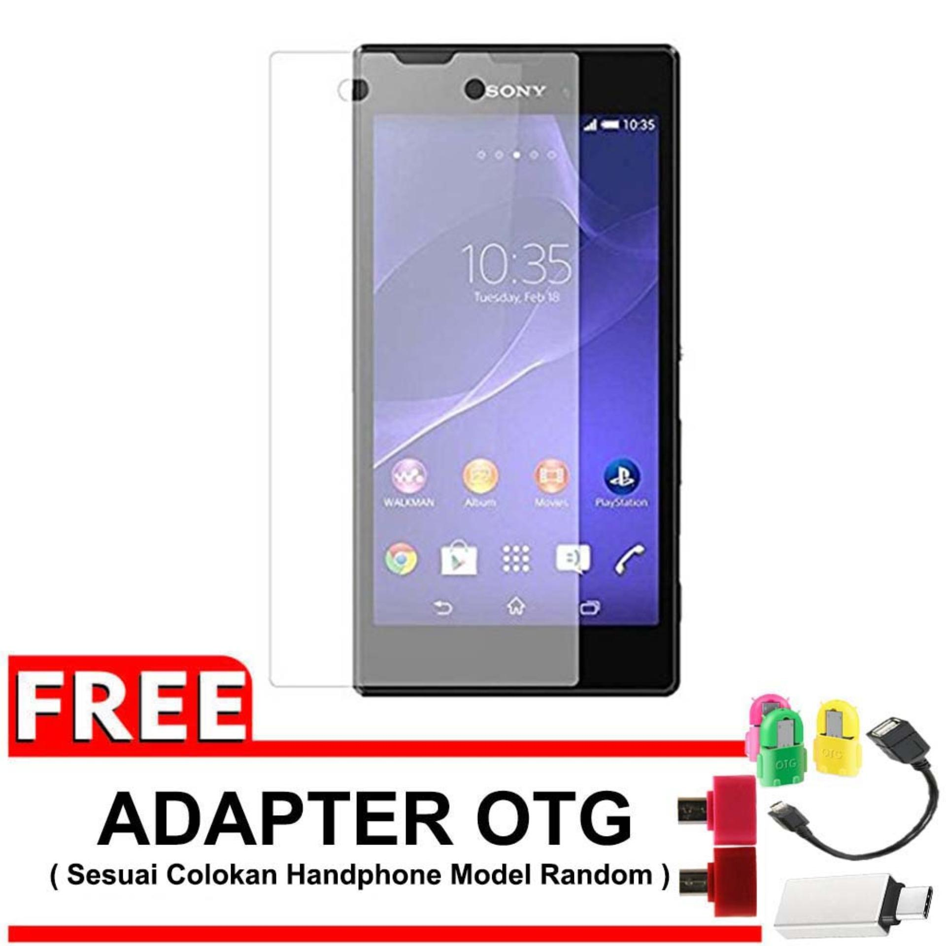 Gratis Free Adapter OTG - Bening Transparan. Source · Vn Sony Experia .