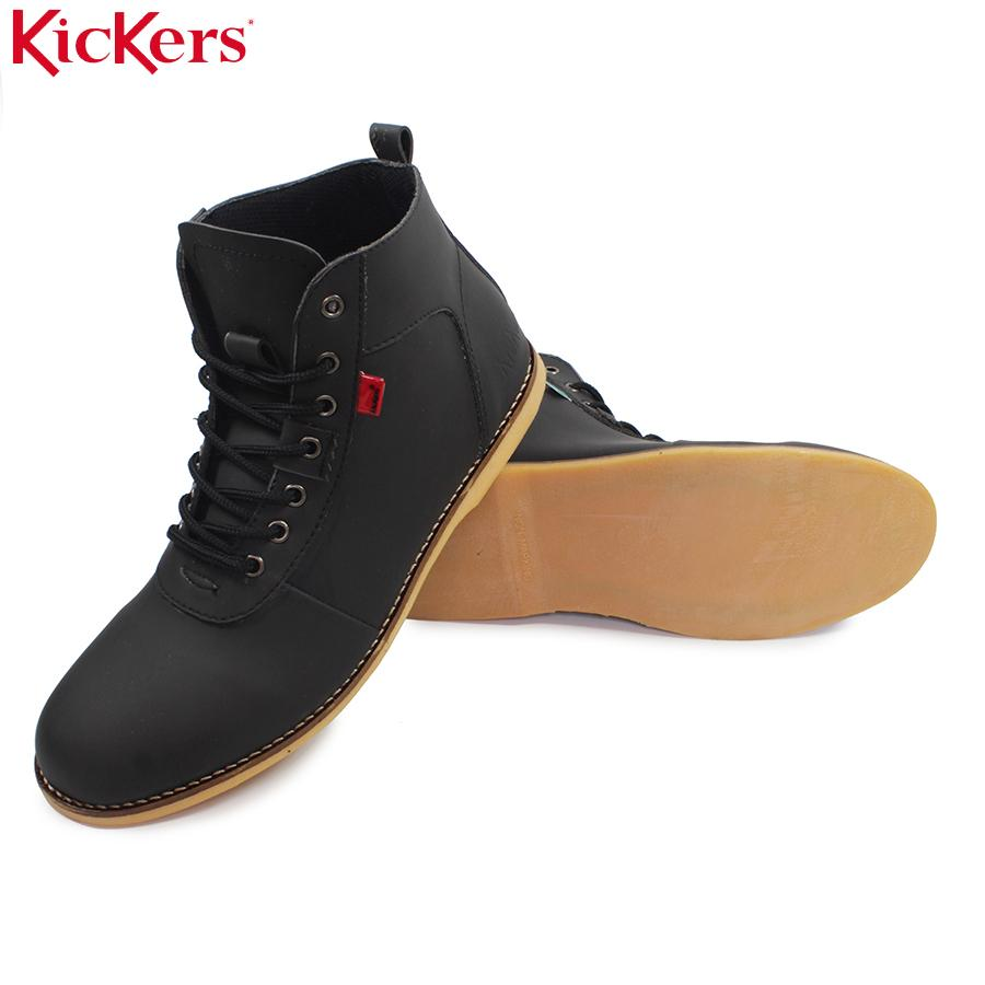 Kickers Brodo bandhit Sintetis Boots Casual Tali