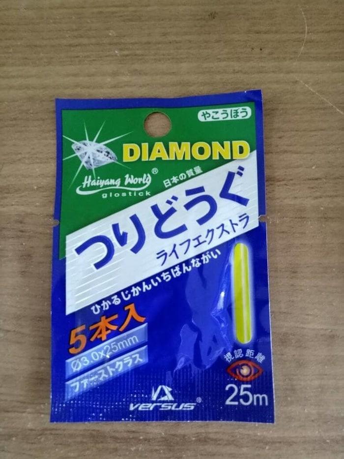 ASLI!!! STARLET / STARLIGHT PANCING MERK DIAMOND 1 BUNGKUS ISI 5PCS - jWepUB