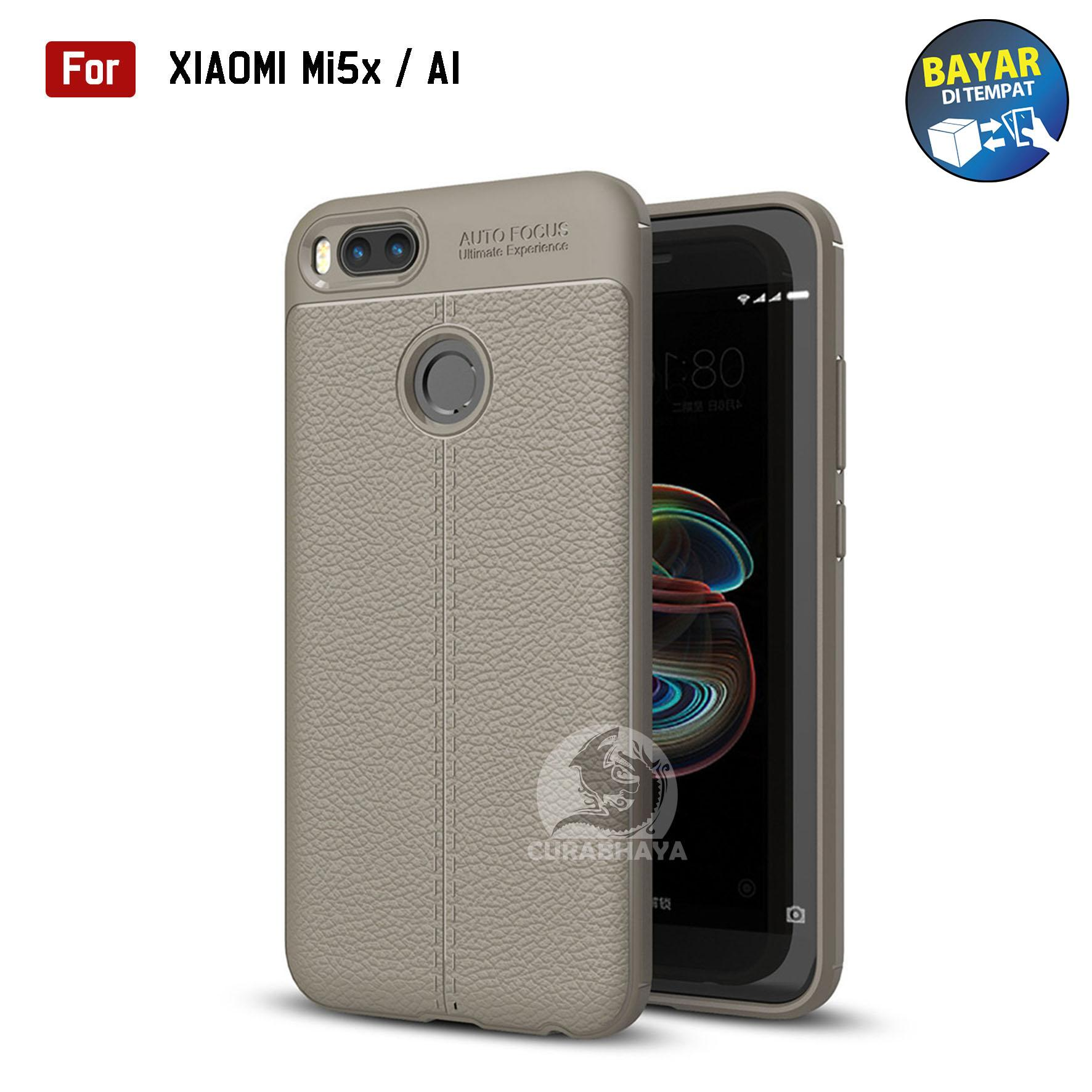AutoCase Xiaomi Mi 5X / Mi5X / Mi A1 | Ultimate AutoFocus Leather 3D Case Protect
