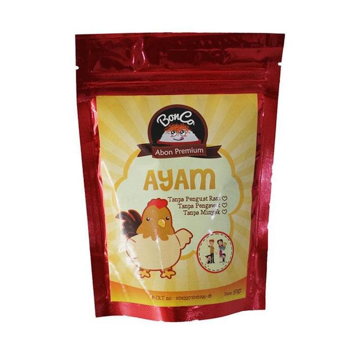 Bonco Abon Premium - Ayam 50 Gr