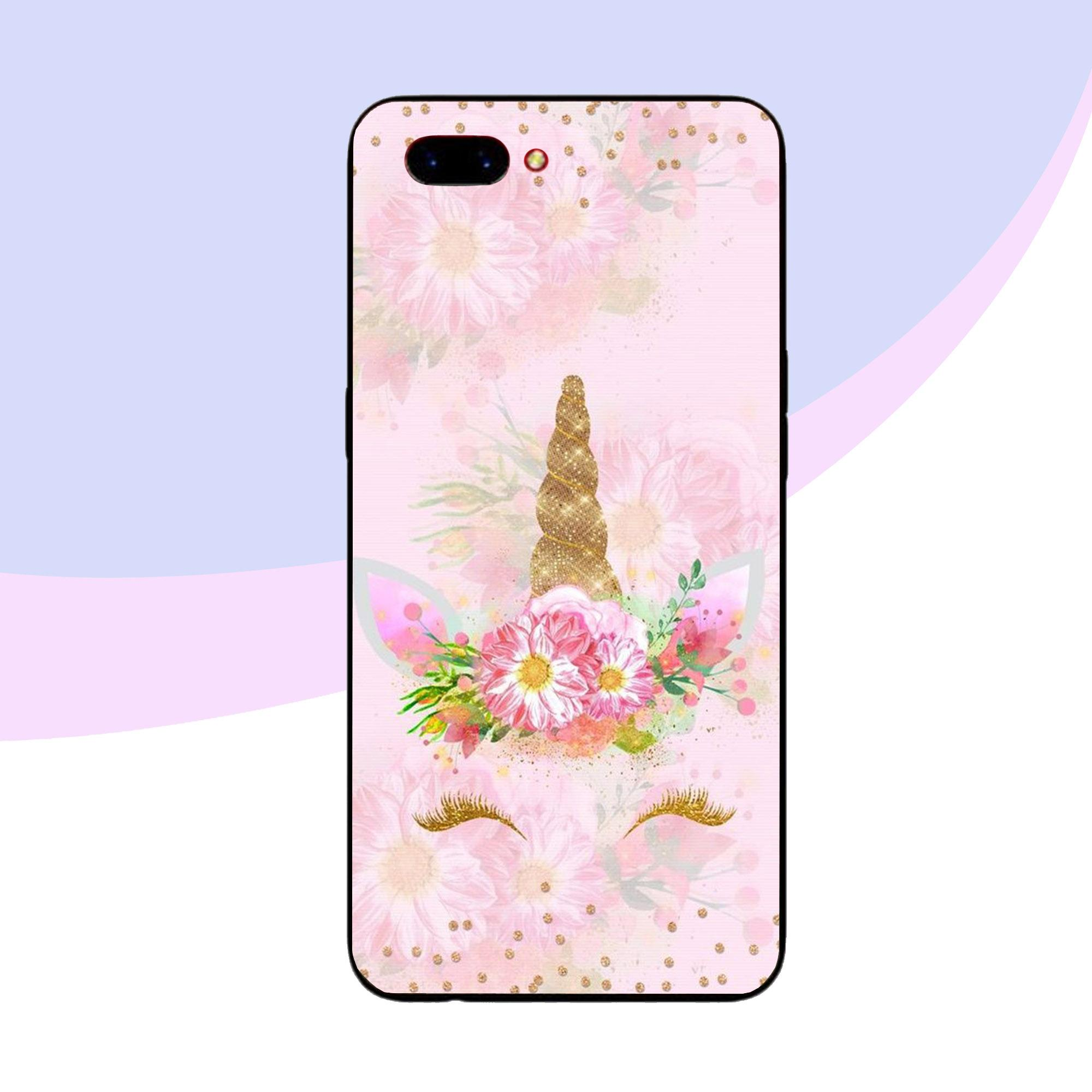 Case Oppo A3S - New Unicorn Series