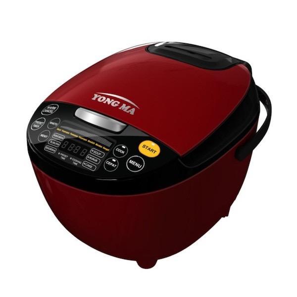 Gogo Grosir Yong Ma Digital Magic Com,Rice Cooker 2 Liter YMC211 - Merah