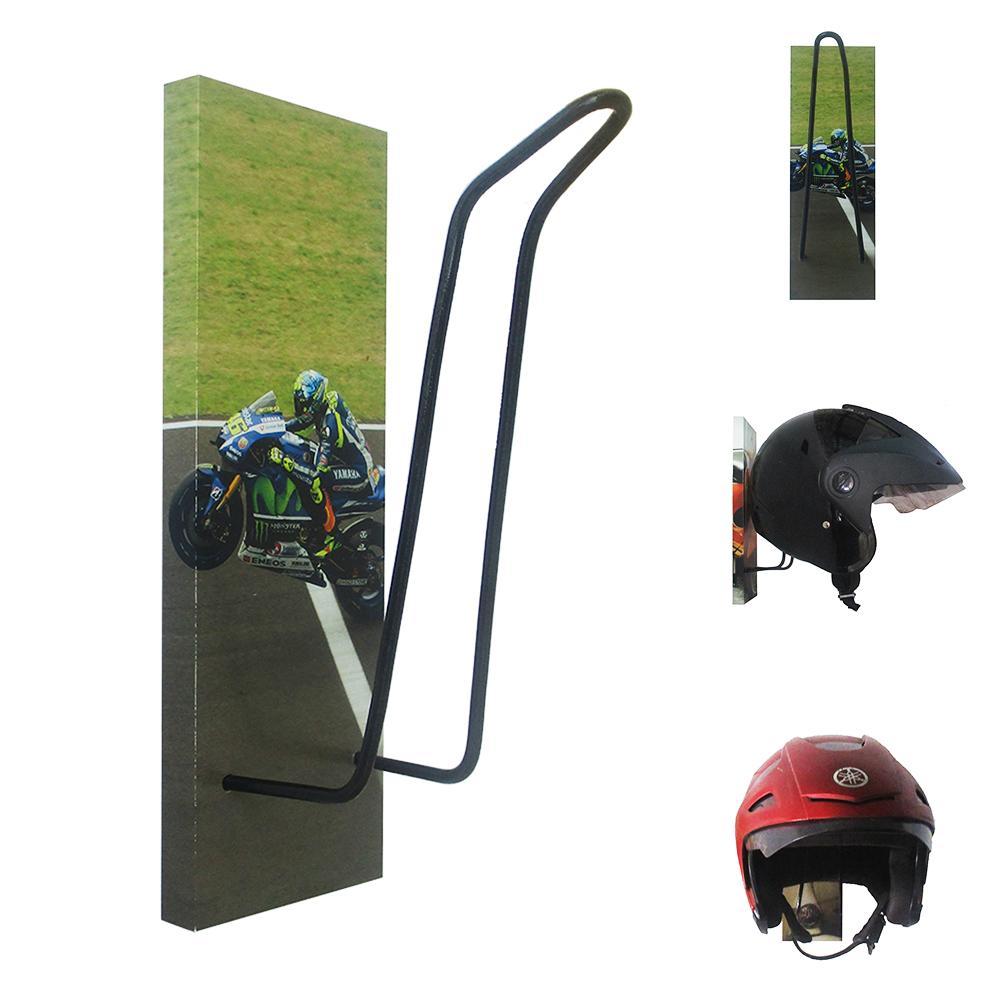 Rak Helm - Tempat Helm - Gantungan Helm Motor MotoGP 101