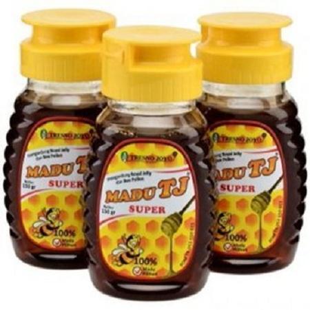 Madu TJ Super 150 gr - 3 Botol