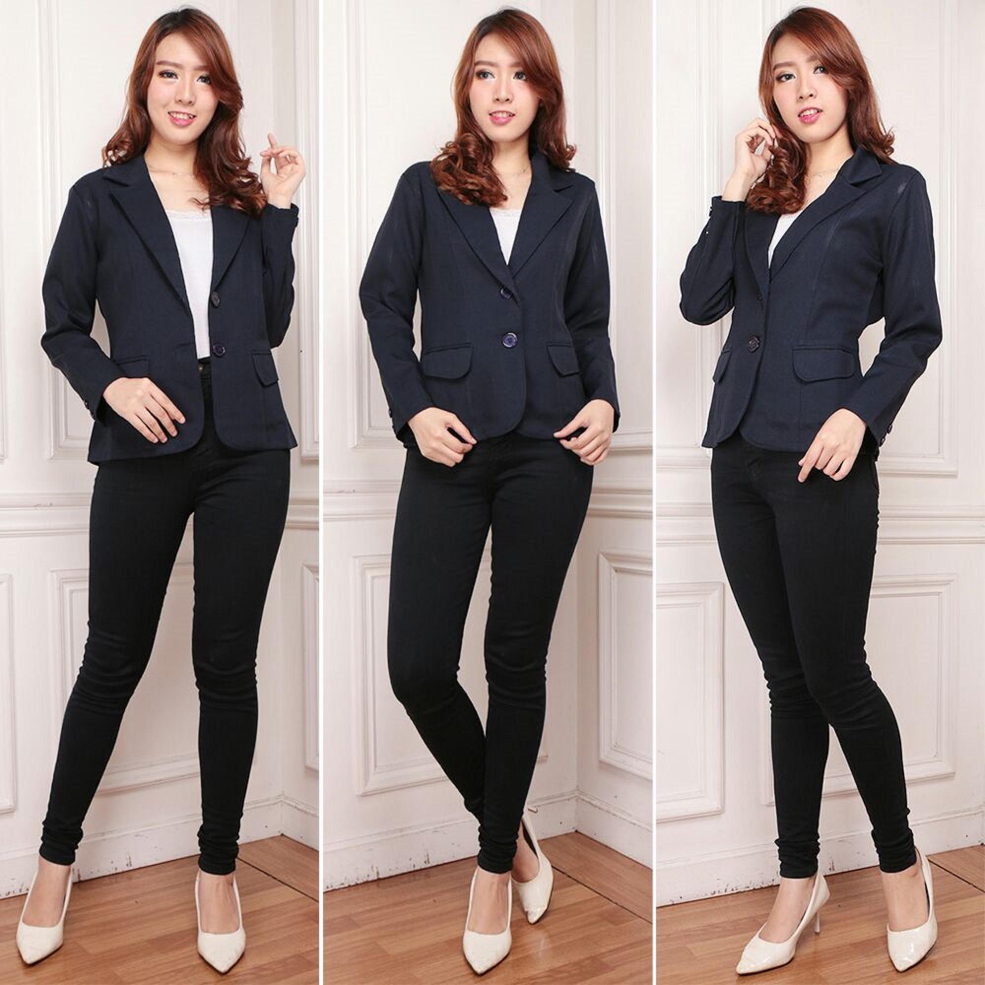 Model Baju Pns Wanita Berjilbab - Model Baju Terbaru 2019