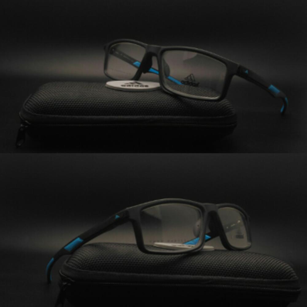 kacamata frame ADIDAS BREADBOX ( black blue ) di lapak kacamata_jakarta getjoinshop