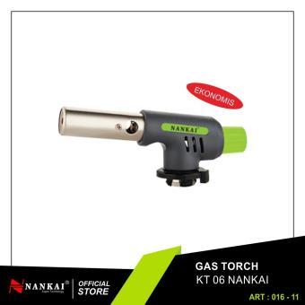 Price Checker Nankai Gas Torch KT 06-11 - Kepala Korek Api Tabung Gas - Alat Bakar Panggang - Perkakas Tool pencari harga - Hanya Rp46.379