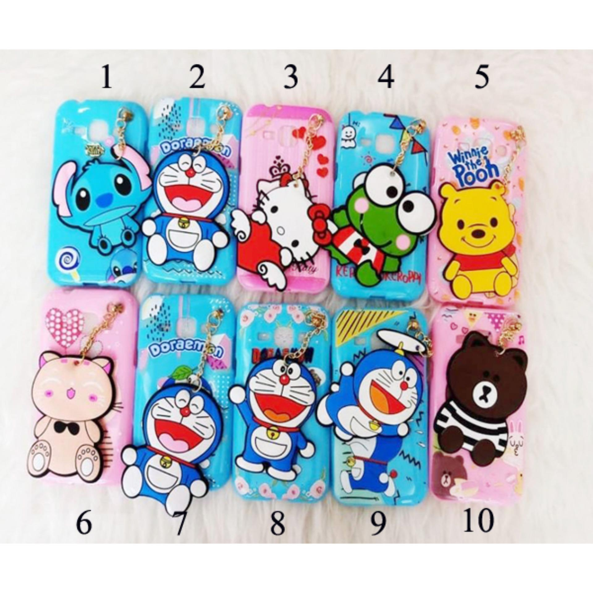 Buy Sell Cheapest Softcase Redmi 4a Best Quality Product Deals Jelly Karakter Timbul Glosy Xiaomi Boneka Busa Lonceng For Msc