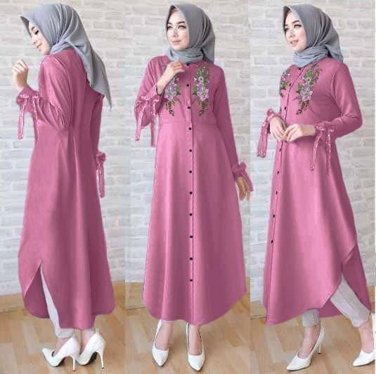 Stellashoppie Long Tunik PITA FLOW