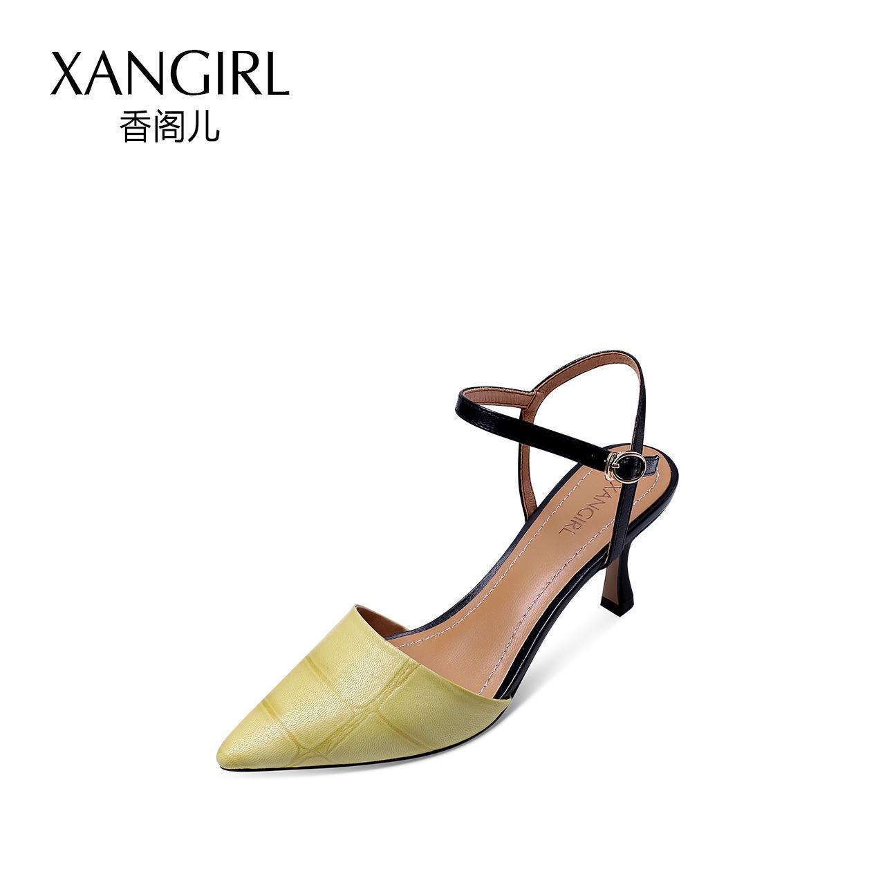 Buy Sell Cheapest Sepatu Sandal Bertali Best Quality Product Deals Dr Kevin Men Sandals 9615 Tan Cokelat Muda 40 Xangirl Bagian Depan Tajam Hak Tinggi Tahun Musim Panas Model Baru Gaya Barat Modis Kepribadian
