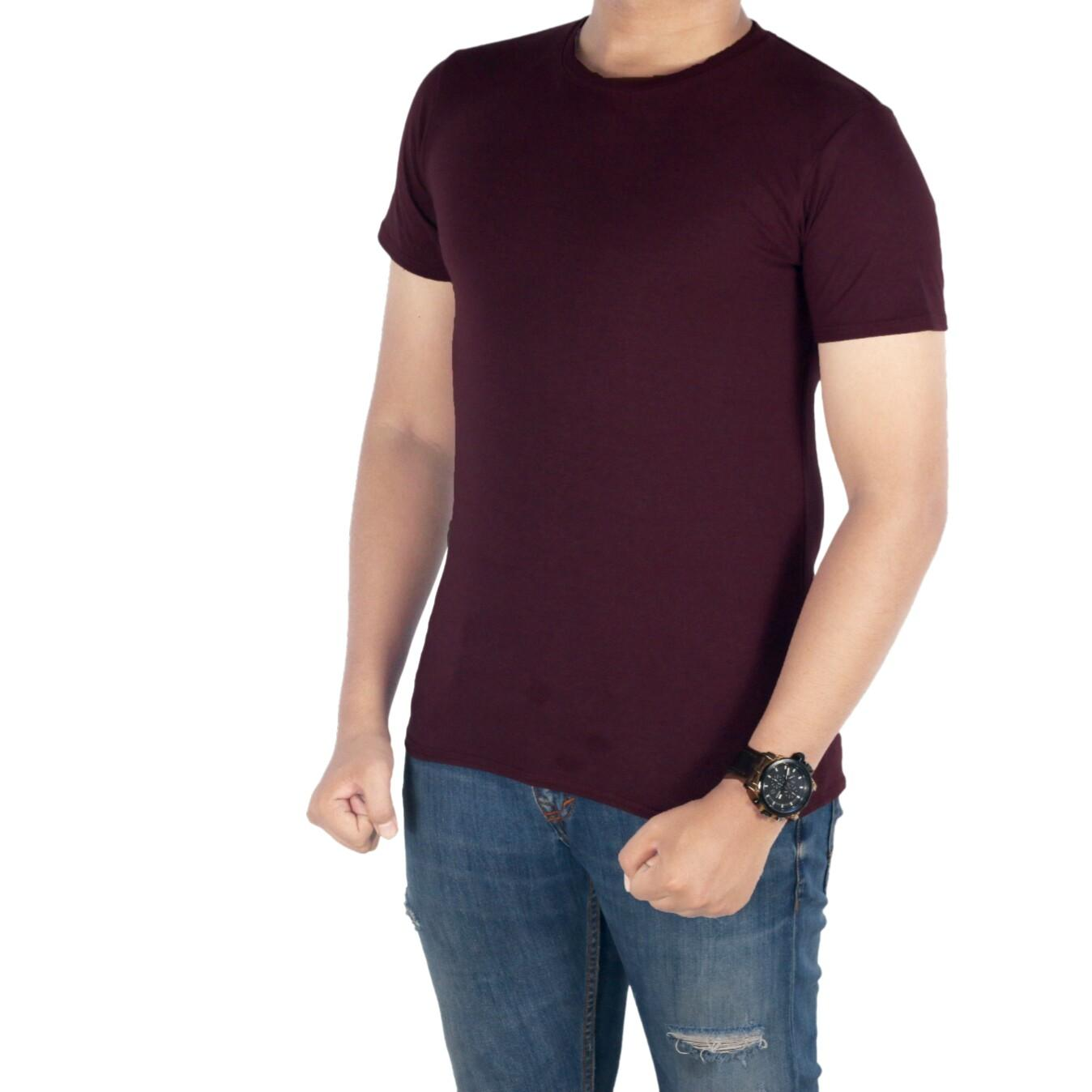 Bsg_fashion1 Baju Kaos Marun Polos Premium/kaos Gildan / baju lengan panjang pria / baju polos lengan panjang pria / baju kaos berwarna pria / BAJU KAOS LENGAN PENDEK PRIA  / BAJU KAOS PRINTIING / BAJU KAOS POLOS PRIA / BAJU KAOS PRIA II 5076