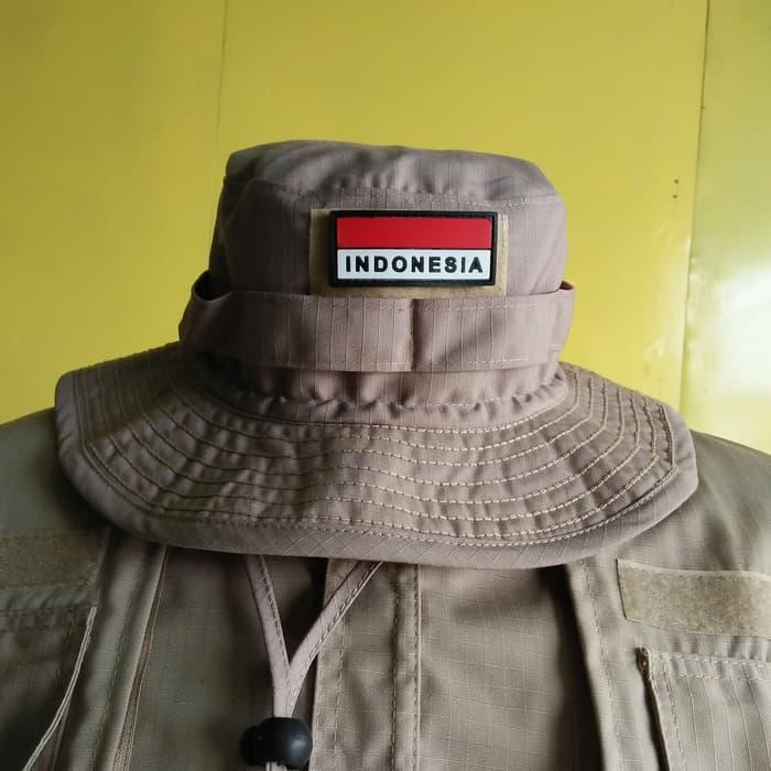 Sedang Diskon!! Topi Rimba Tactical/Bdu/Molay - ready stock