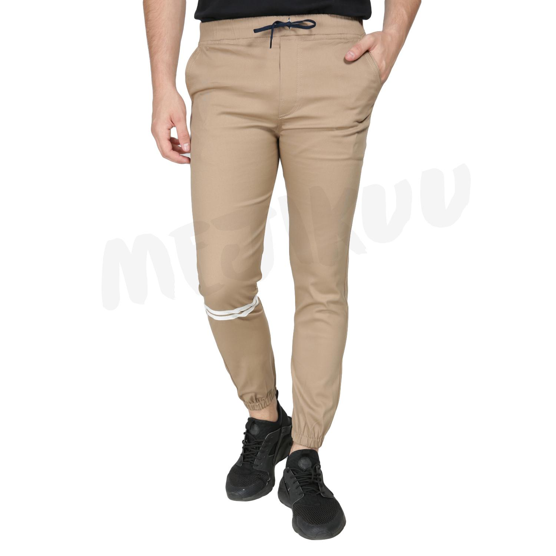 Jogger Strip Sweet Pants Remaja / Celana Jogger Panjang / Celana Joger / Celana Pria /
