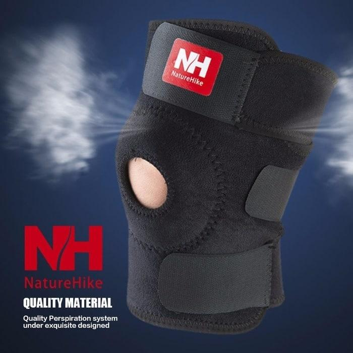 Hot Item!! Knee Support Knee Protector Naturehike Knee Support Brace Kneepad New - ready stock