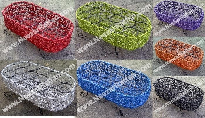 Promo -  Keranjang Air Mineral, Tempat Aqua Gelas Sintetis Brekele 16 cup Import