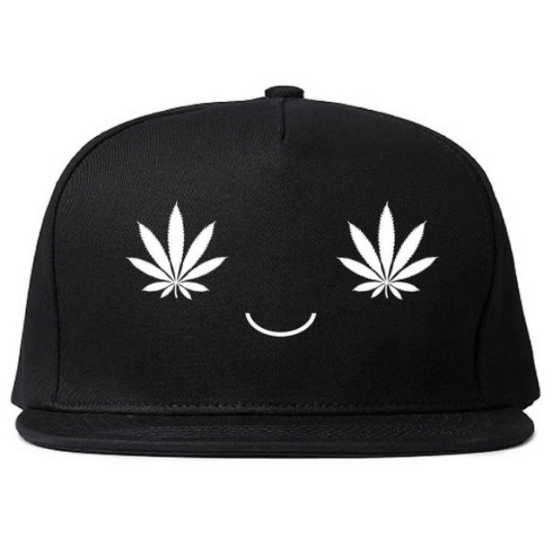 ... Kupluk Wol - Black. Source · LiveProsper Topi Snapback Happy Face -  Hitam 949f2dcb1d