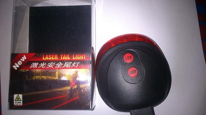 ASLI!!! lampu laser beserta flash light - SDcOqr
