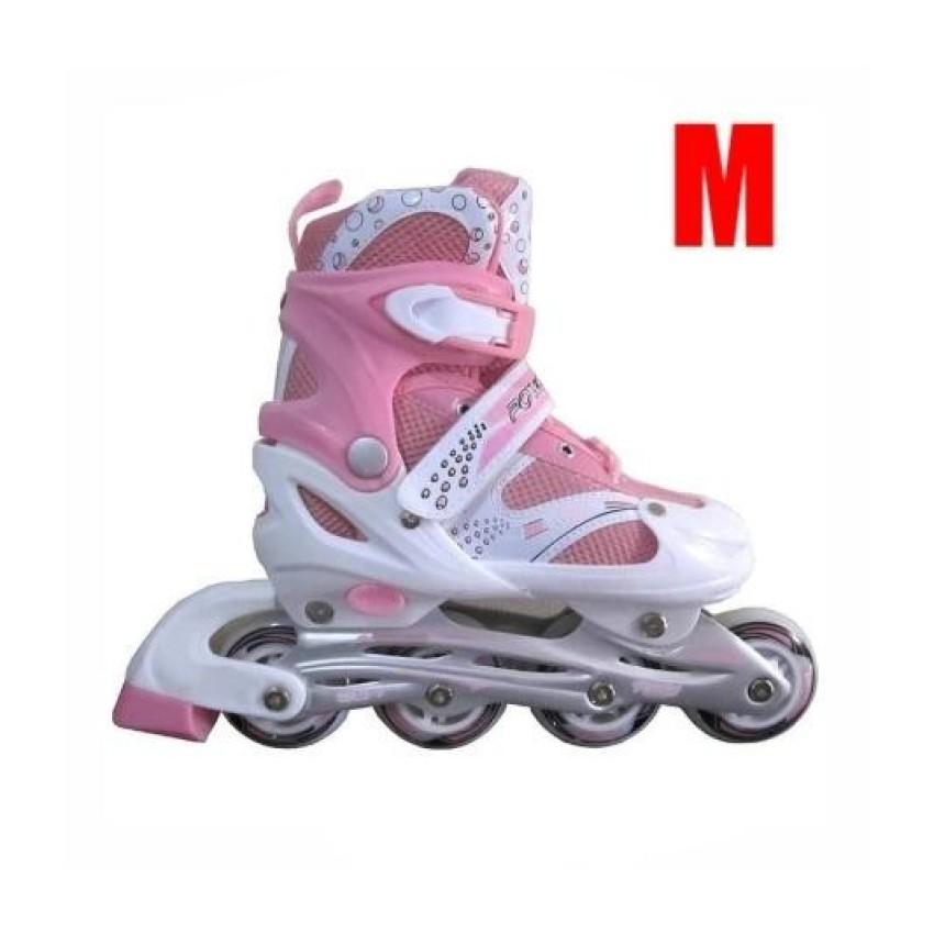 Sepatu roda Outdoor anak Terbaru Inline Skate Random Colour 0fc9afdfeb