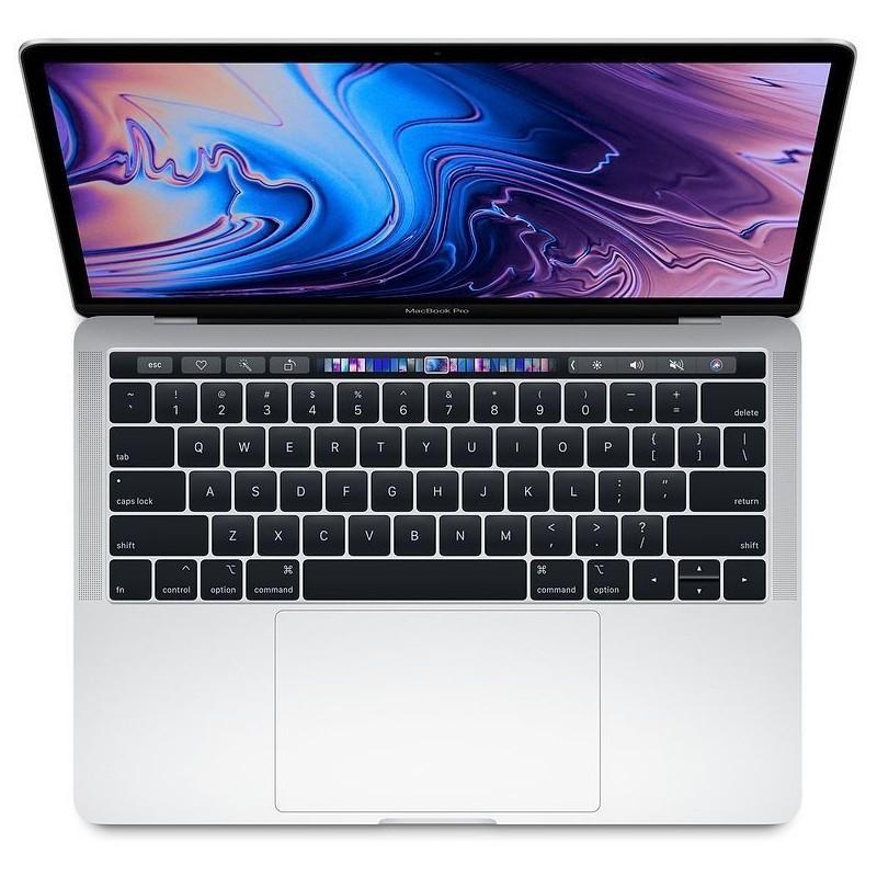 Macbook Pro Touchbar 2018 MR9V2 - Silver