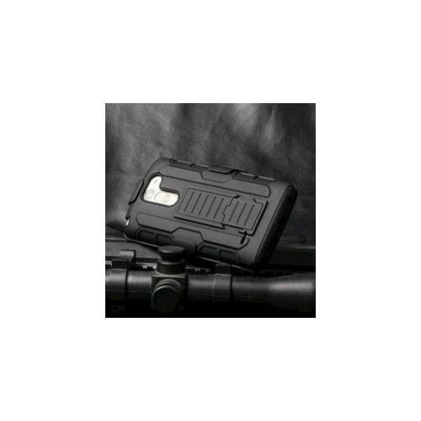 LG G3 Stylus D690 Bumper Armor Dual Layer Full Protection Murah