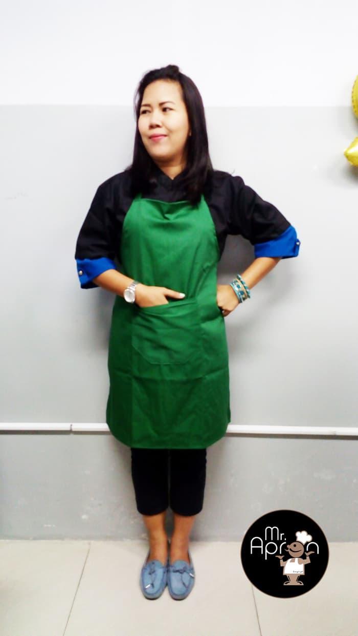 Buy Sell Cheapest Original Apron Masak Best Quality Product Deals Atau Celemek Waterproof Anti Air Cocok Di Gunakan Buat Dan Cuci Piring Hijau Starbucks Lkj6e9