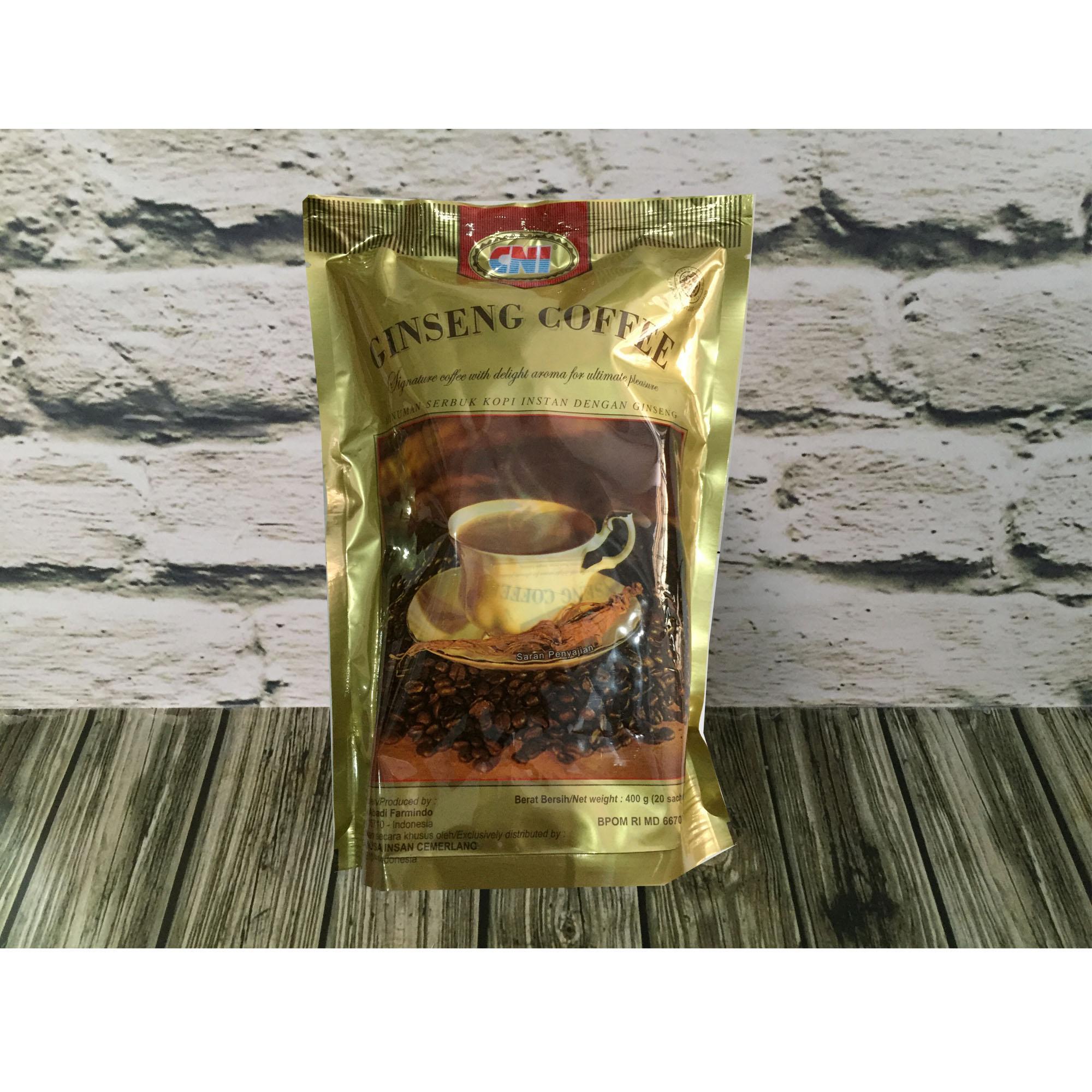 CNI Ginseng Coffee