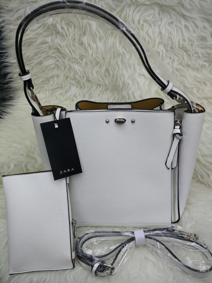 ... Zara Reversible Bucket Bag Branded /Tas Wanita Branded - ready stockIDR338000. Rp 338.000