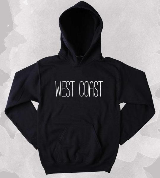Seven Custom - Jaket Hoodie Unisex West Coast