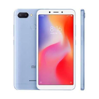 Xiaomi Redmi 6A 3/32gb - ( B.Indonesia & 4G LTE )